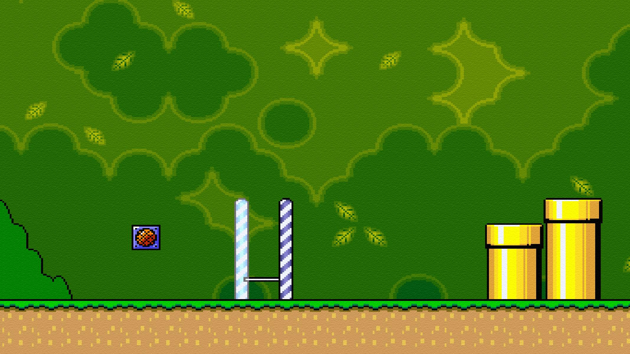 Megapaper: Super Mario World On 16 Spaces